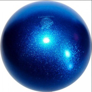 Мяч 00047 Glitter HV 18см. ц.3600р.