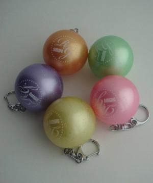 Брелок мяч Sasaki MS13 ц.450р.