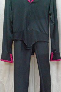 Б/У Рубашка(черн) и брюки(черн)