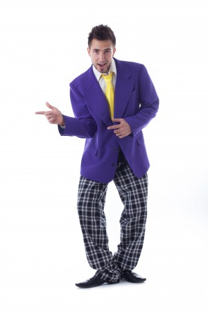 Стиляга фиолетовый ц.500р.